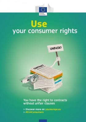 Eνημέρωση για τα δικαιώματα των καταναλωτών [από την EU]